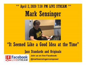 LiveStream Flyer 1